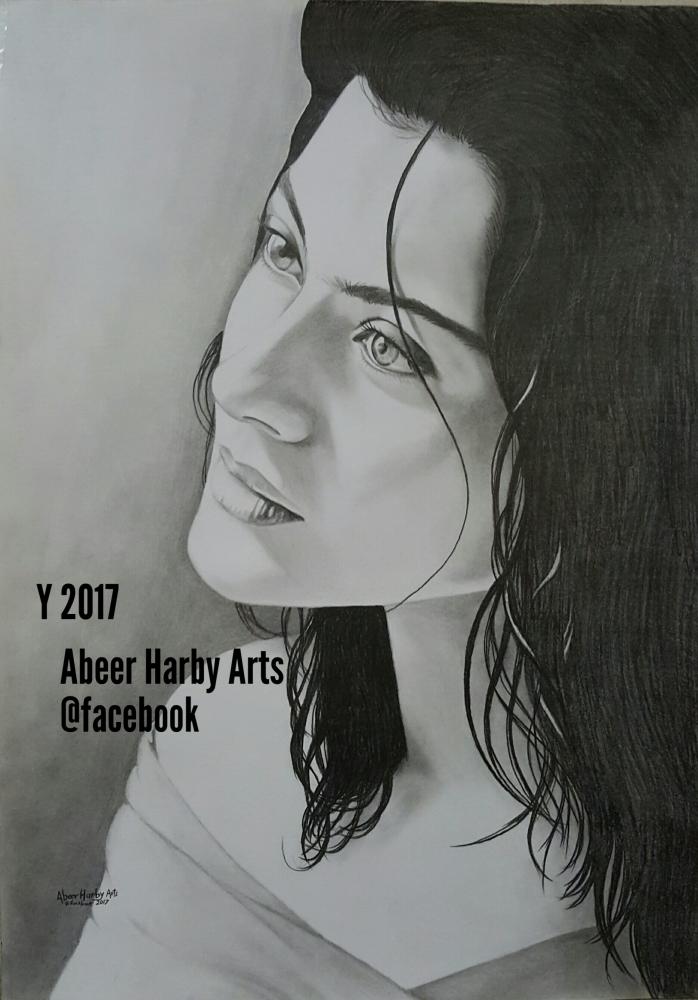 Kajol by AbeerHarby
